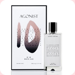 Agonist No 10 White Oud  Agonist Parfums