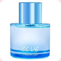 Blue  Kenneth Cole