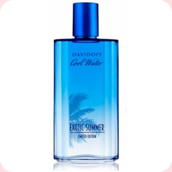 Cool Water Exotic Summer  Davidoff