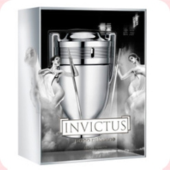 Invictus Silver Cup Collector`s Edition  Paco Rabanne