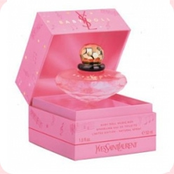 Baby Doll Music Box  Yves Saint Laurent Parfum