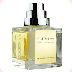 TDC Oud for Love  The Different Company