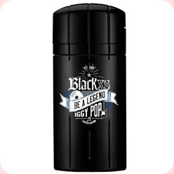 Black XS Be a Legend men Paco Rabanne