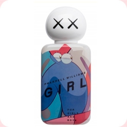 Girl Pharrell Williams Comme Des Garcons