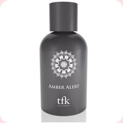 TFK Amber Alert  The Fragrance Kitchen