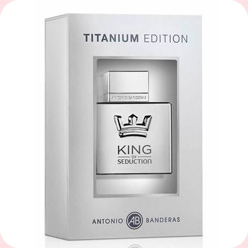 King of Seduction Titanium Antonio Banderas