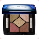 Christian Dior Cosmetic 5 Color Eyeshadow