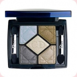 Christian Dior Cosmetic 5 Color Eyeshad. Ir.