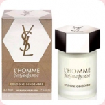 Yves Saint Laurent Parfum L`Homme Cologne Gingembre