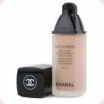 Chanel Cosmetic Mat Lumiere Long Lasting Fluid  SPF15