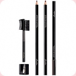 Guerlain Cosmetic Eyebrow Definition Pencil With Brush and Sharpener