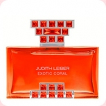 Lieber Judith Leiber Exotic Coral