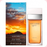 Dolce And Gabbana DG Light Blue Sunset in Salina