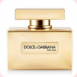 Dolce And Gabbana The One Gold Limited Edition