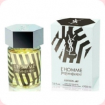 Yves Saint Laurent Parfum  L`Homme Edition Art