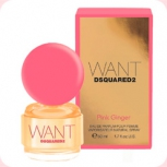 Dsquared Want Pink Ginger